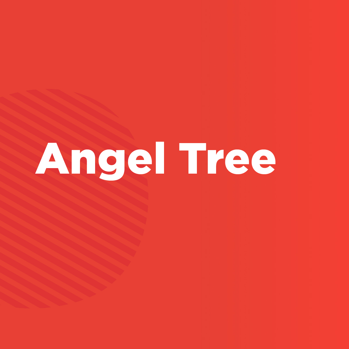 Thanksgiving Angel Tree